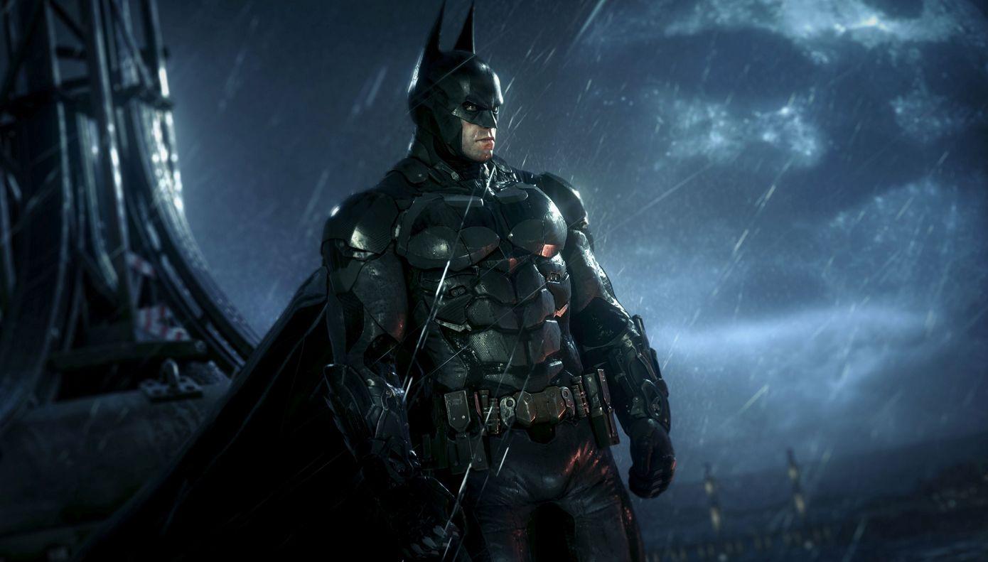 آگهی سینمایی Batman: Arkham Knight در تلویزیون