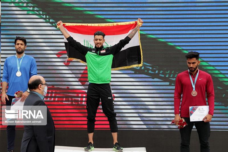 ورزشی/ دوندگان عراقی در مسابقات بین المللی امام رضا (ع) درخشیدند