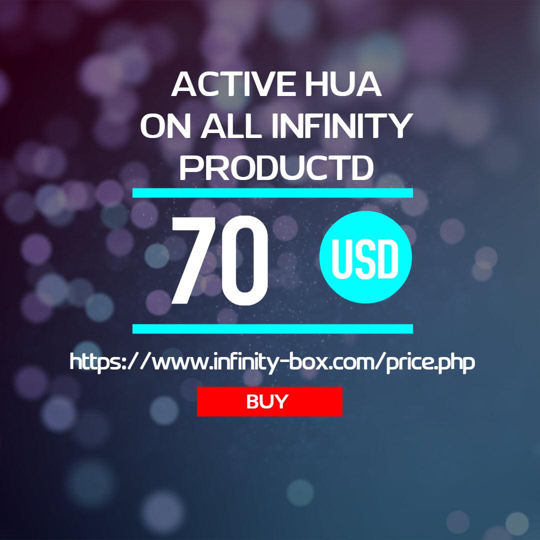 HUABOX Version 2 8 9 Released 1 Model - 1 Update - BIG