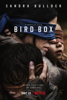  فیلم Bird Box 2018