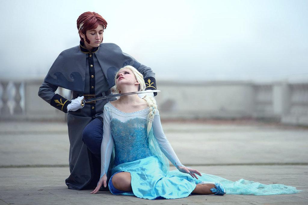 السا و آنا واقعی هستند