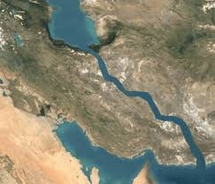 طرح انتقال آب خلیج فارس به استان اصفهان