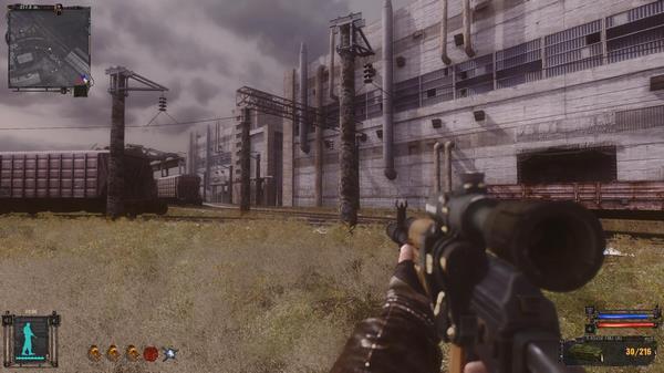 stalker video game