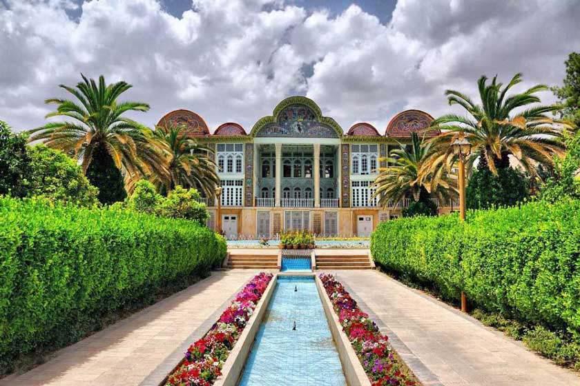یک تکه از بهشت ؛ باغ ارم شیراز-بخش اول