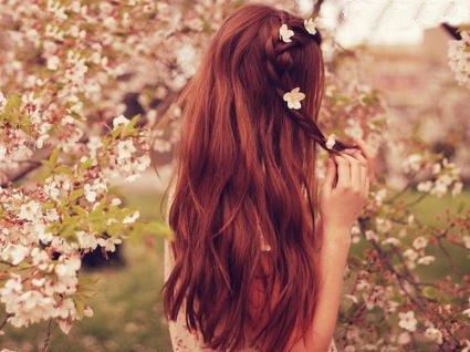رنگ موهام به اندازه ی کافی خاص هس...(دخترانه های فانی دریکساز)