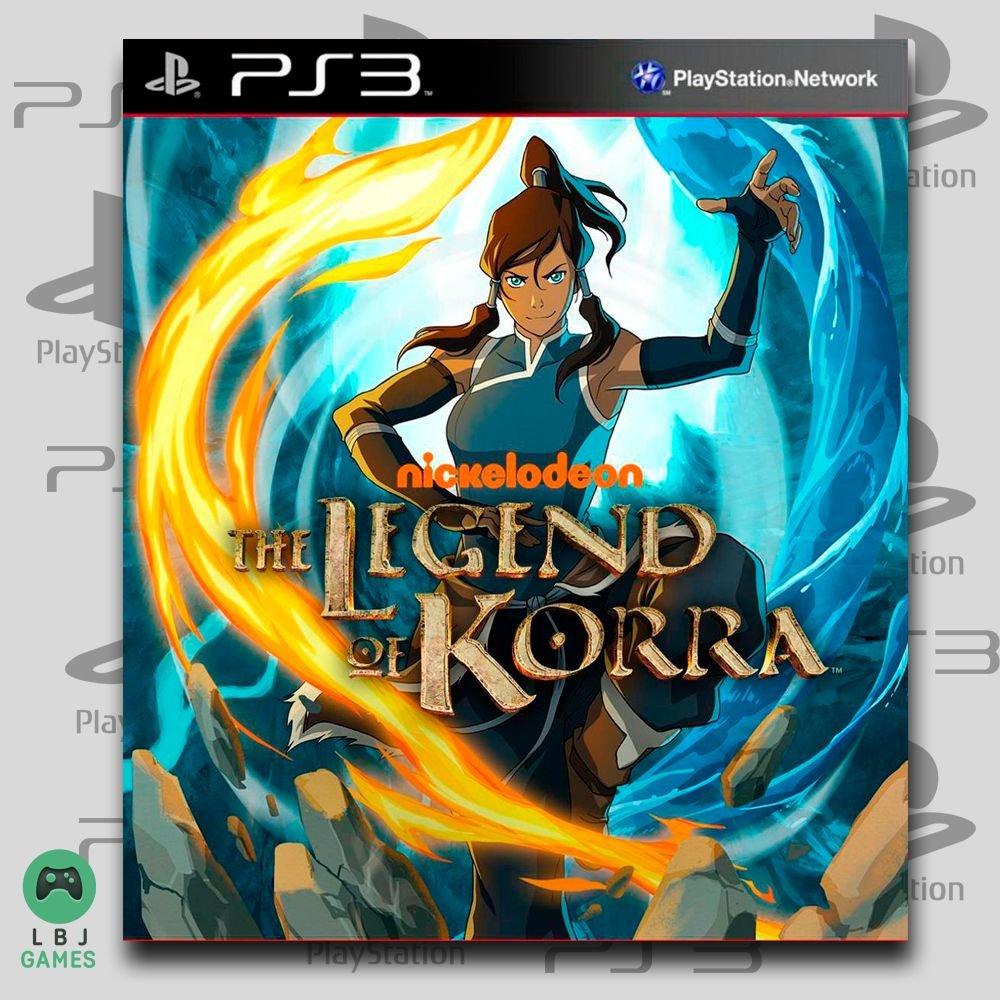دانلود بازی The Legend of Korra برای PS3