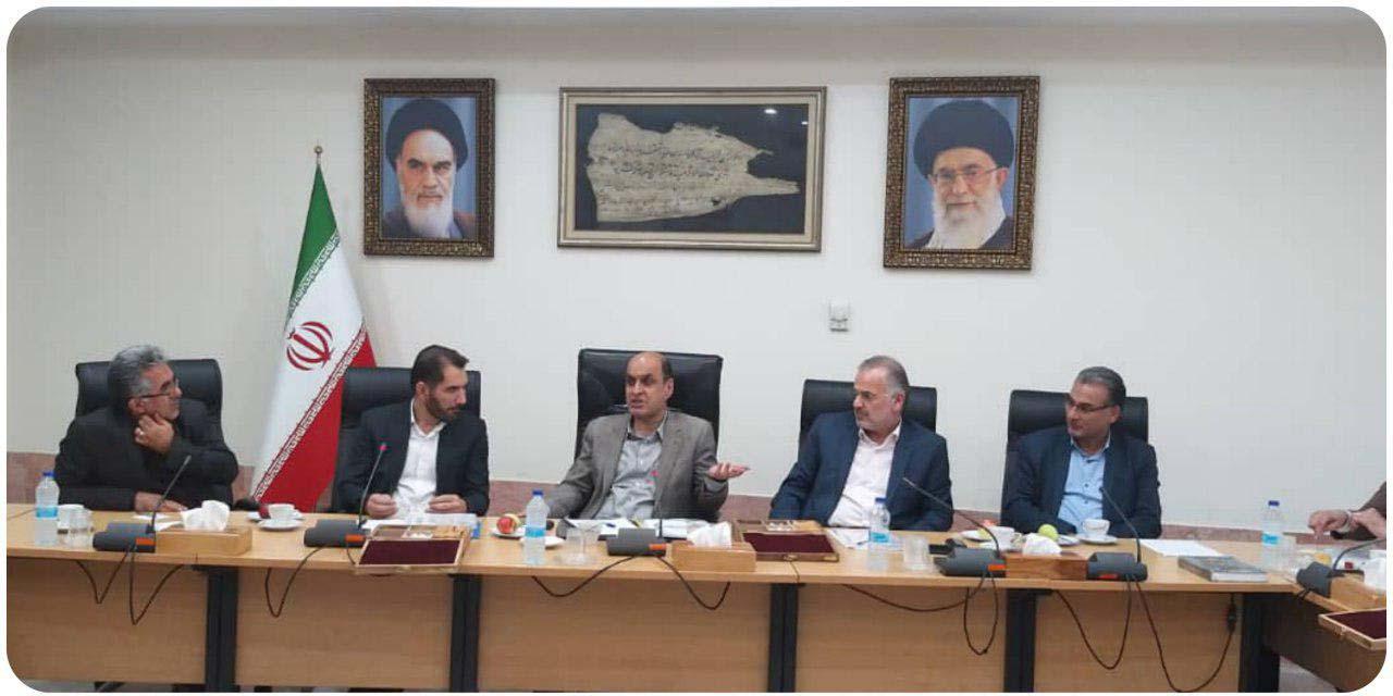 ششمین نشست کمیته استانی هیات امنای دانشگاه فرهنگیان استان برگزار شد