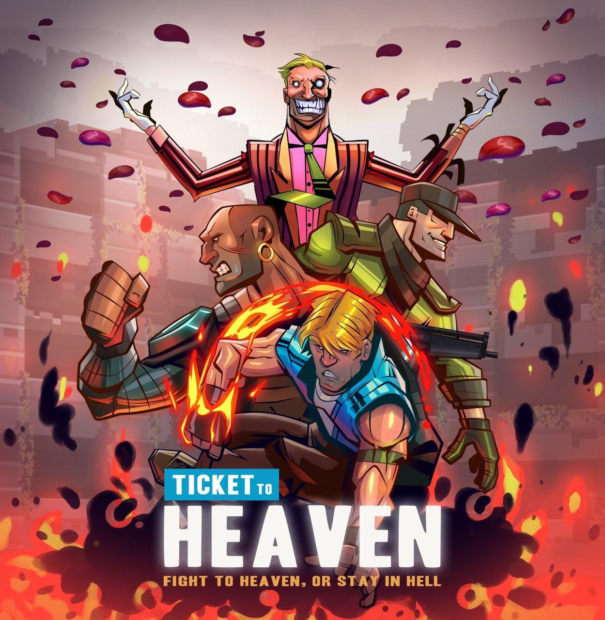کمپین کیکاستارتر Ticket to Heaven ۳۰ تیر تابستان جاری کارش را از سر میگیرد