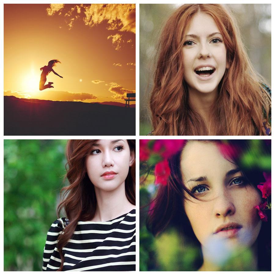 عکس دختر عاشق ؛ سری چهار
