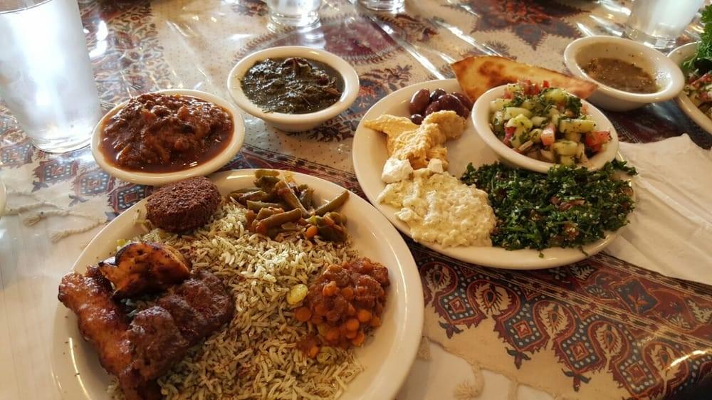 رستوران ایرانی در سن پترزبورگ