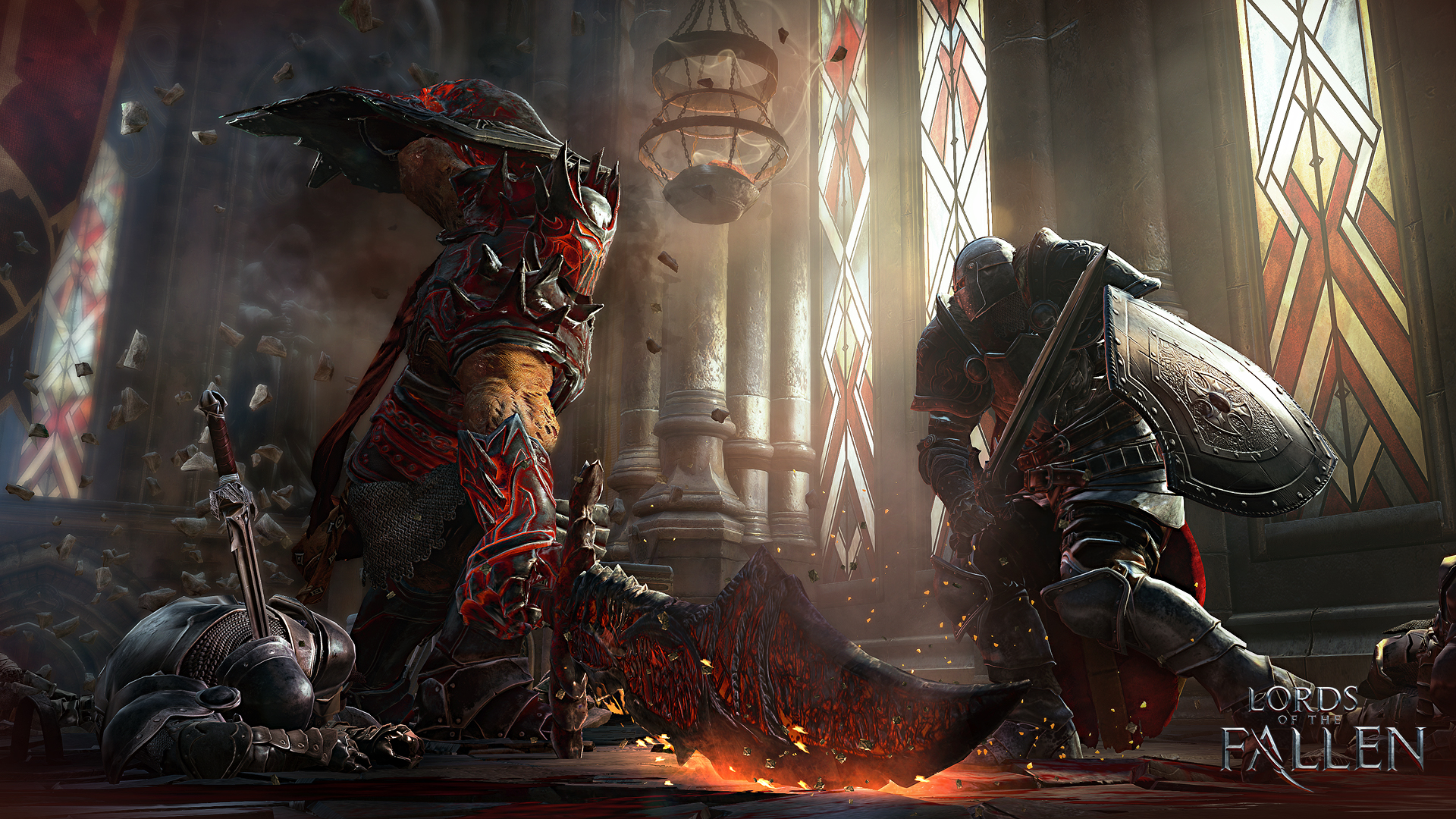 Lords of Fallen 2 برای رایانههای شخصی و کنسولهای نسل نهمی در دست ساخت قرار دارد