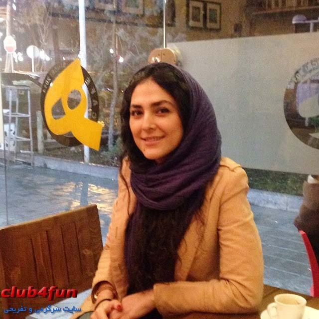 جدیدترین تصاویر شخصی هدی زین العابدین در سال ۹۴