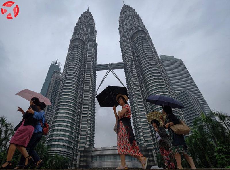 آب و هوای مالزی