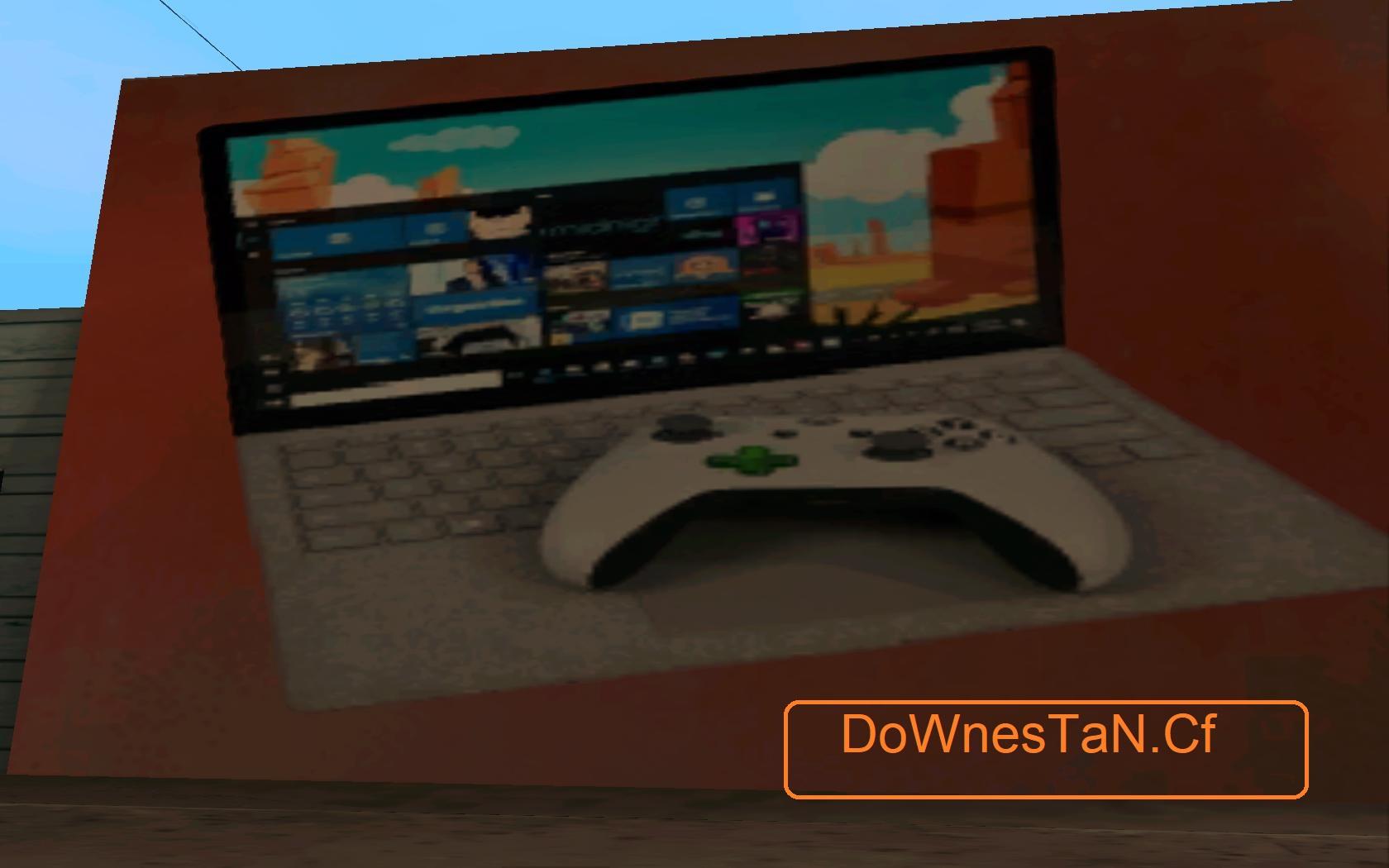 دانلود مود عکس گیمینگ روی دیوار برای بازی Gta San Andreas (بدون بک گراند - درخواستی)