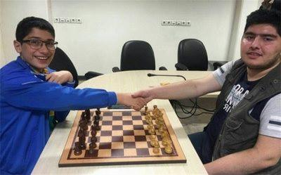 مسابقات شطرنج سریع جوانان ۲۰۱۹