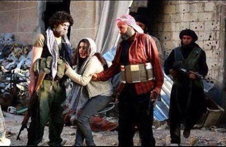 تجاوز داعشی ها به دختران خردسال ایزدی