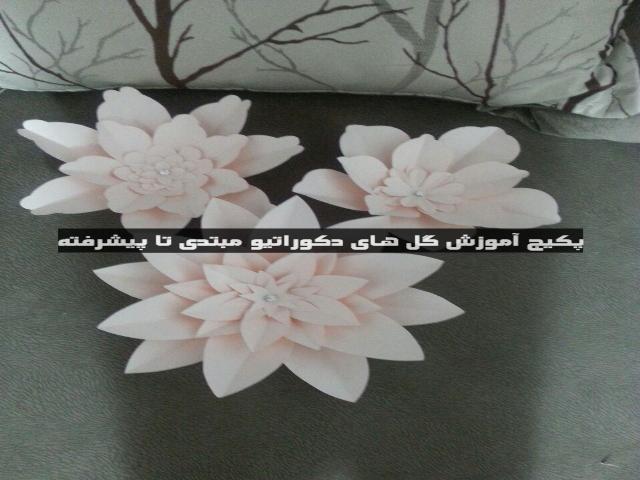گل کاغذی فابریانو