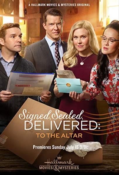 دانلود فیلم Signed Sealed Delivered: To the Altar 2018