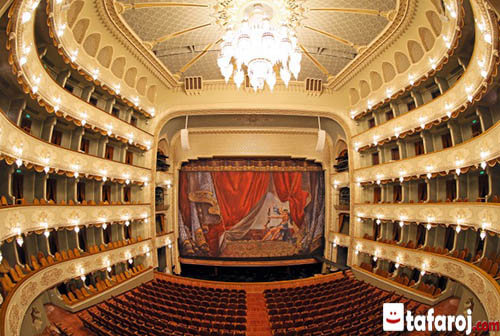 تئاتر باله و اپرا