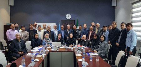 همایش روسای انجمنهای ورزش کارگری استان تهران