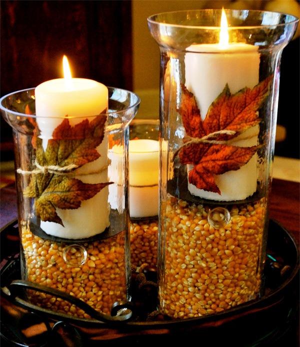 پاییز-تاروت-شمع
