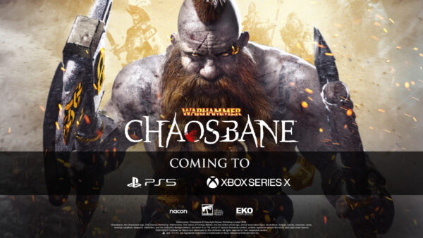 تماشا کنید: Warhammer: Chaosbane برای پلی استیشن 5 و اکس باکس وان نیز منتشر خواهد شد