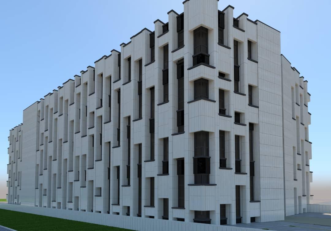 ساختمان جدید شرکت مشاوران کاوش