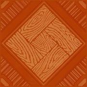 طرح کاکتوس قهوه ای - کاشی مجتمع - بازرگانی امین یزد