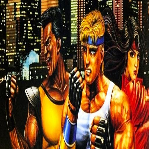 بازی شورش در شهر - مجموعه بازی های سگا