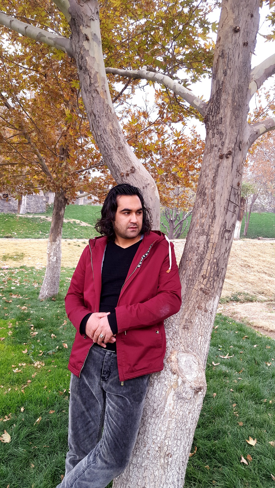 New images by Ahmad Mahmood Imperator تصاویر جدید احمد محمود امپراطور برگ ریزان 1396 هجری خورشیدی کابل افغانستان