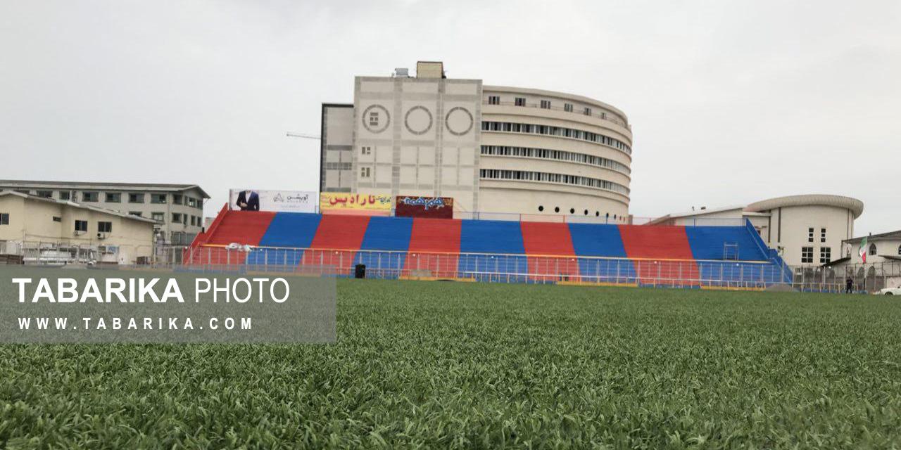 گزارشی کامل از آخرین مراحل بازسازی ورزشگاه وطنی