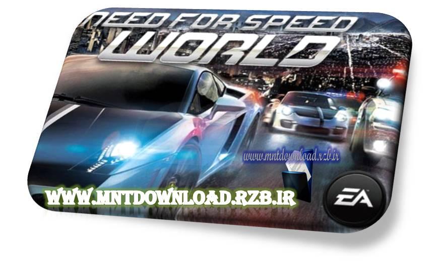 دانلود بازى جذاب و زیبای Need For Speed World