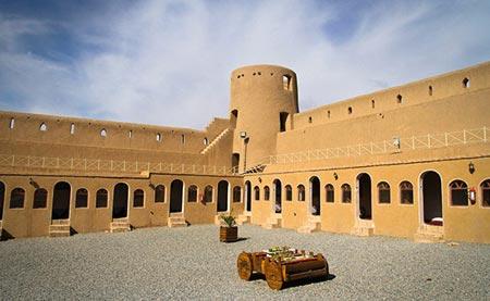 قلعه نمای داخلی
