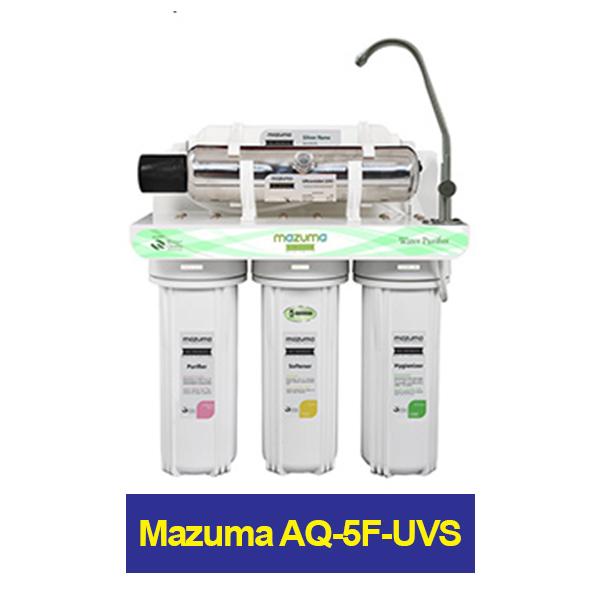 دستگاه تصفیه آب Mazuma AQ-5F-UVS