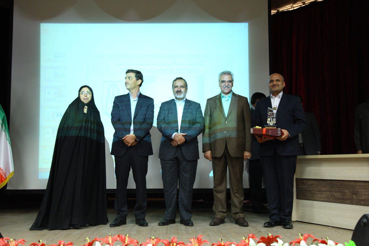 تقدیر استاندار خراسان رضوی از رئیس دانشکده علوم پزشکی نیشابور