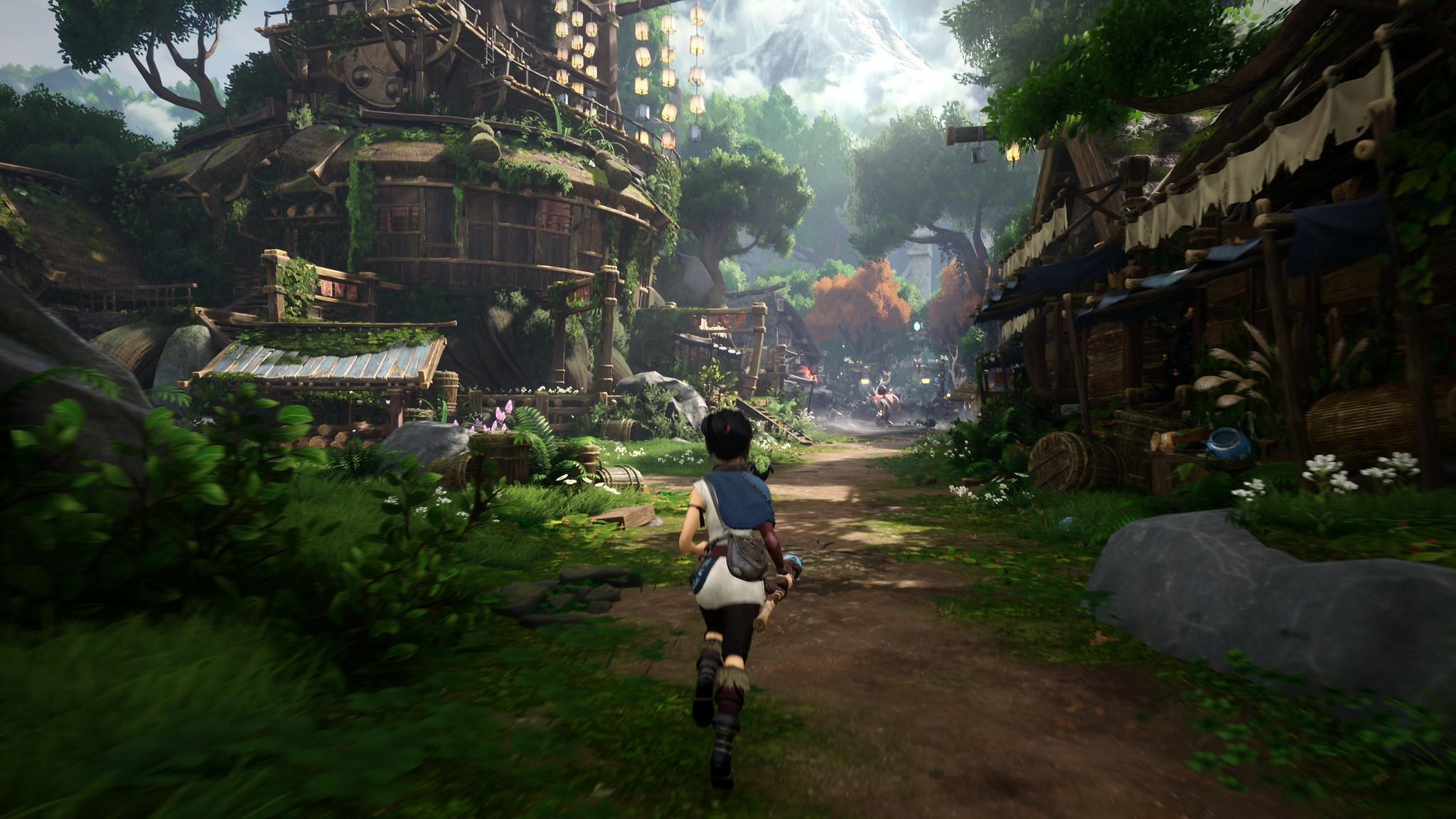 Summer of Gaming 2020 | اطلاعات جدیدی به همراه تریلری از گیمپلی Kena: Bridge of Spirits منتشر شد؛ فضای نه چندان زیاد مورد نیاز بازی