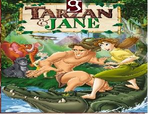دانلود انمیشن تارزان و جین – Tarzan and Jane