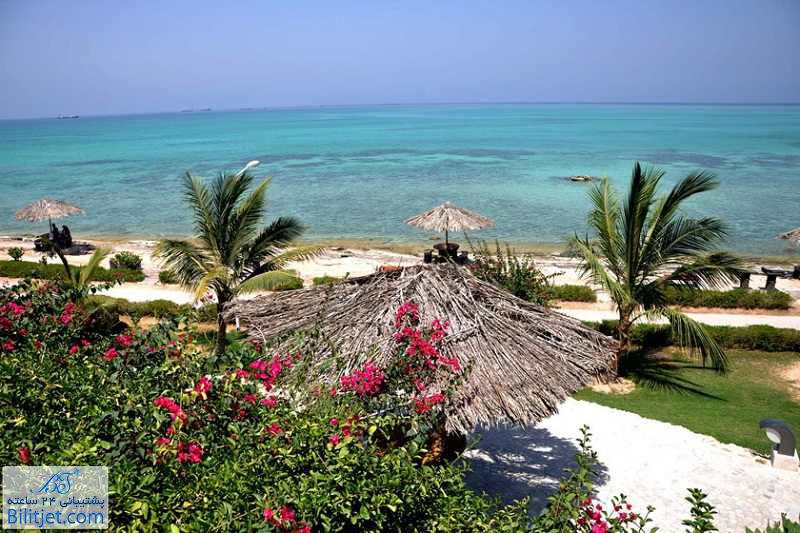 جزیره زیبای کیش مناسب برای سفر داخلی