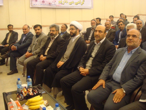 vhk9 dsc07909 - معارفه جناب آقای مهندس سلیمانی پور به عنوان شهردار جدید قهدریجان