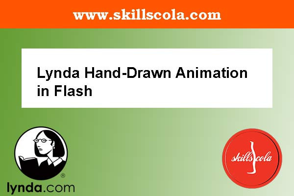 Lynda Hand-Drawn Animation in Flash