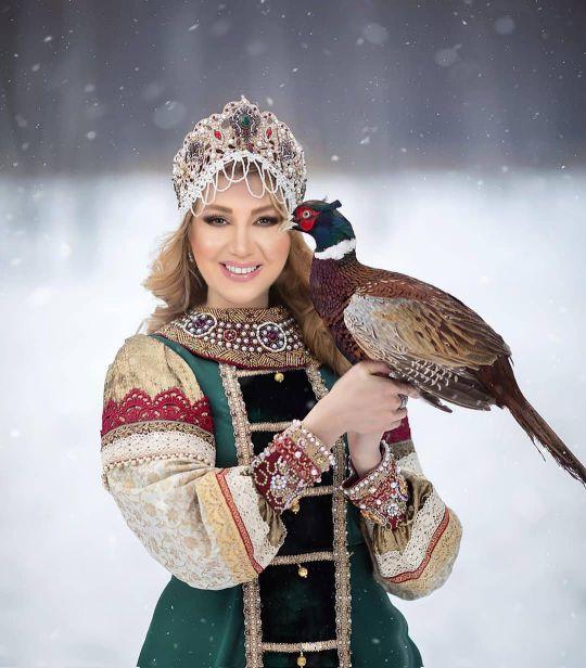 عکس بهنوش بختیاری بی حجاب