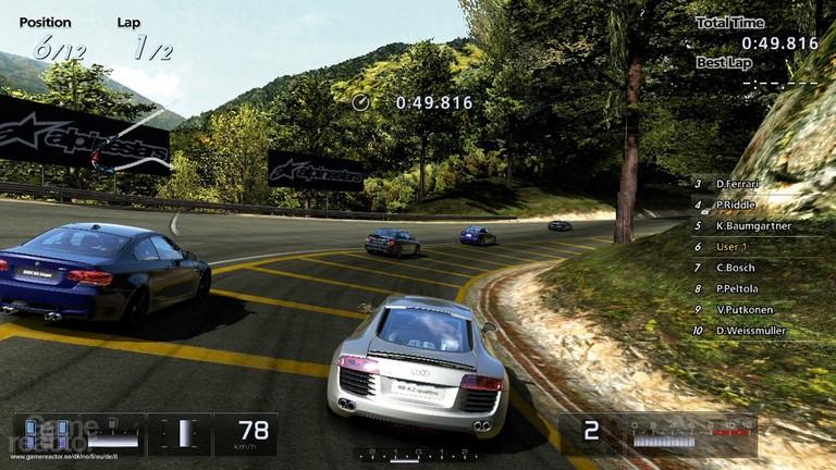 نقد و بررسی بازی Gran Turismo 5