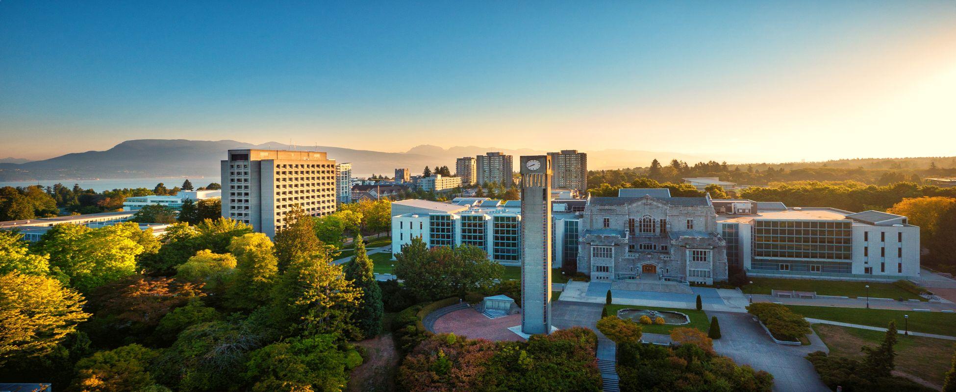 دانشگاه UBC
