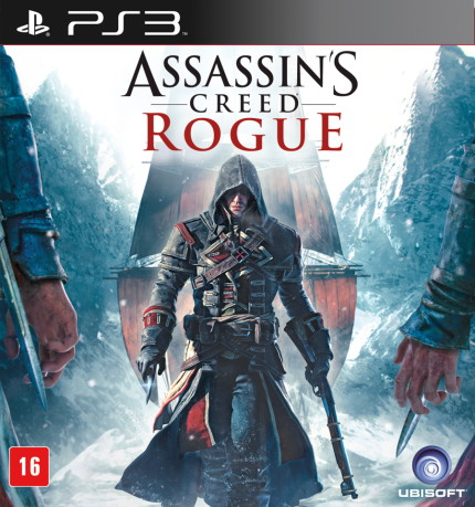 دانلود بازی Assassin's Creed Rogue برای PS3