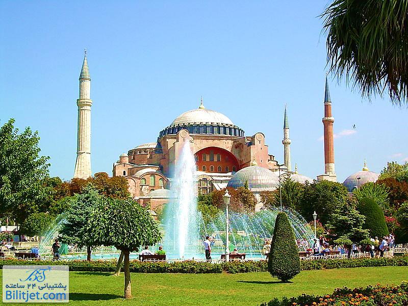 بهترین زمان برای سفر به ترکیه