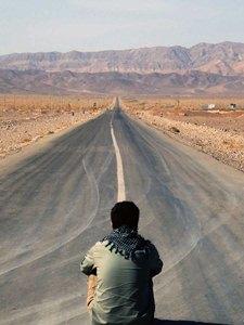 جاده، مسافر، تنهایی