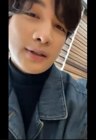 210203 Hyuk IG Live