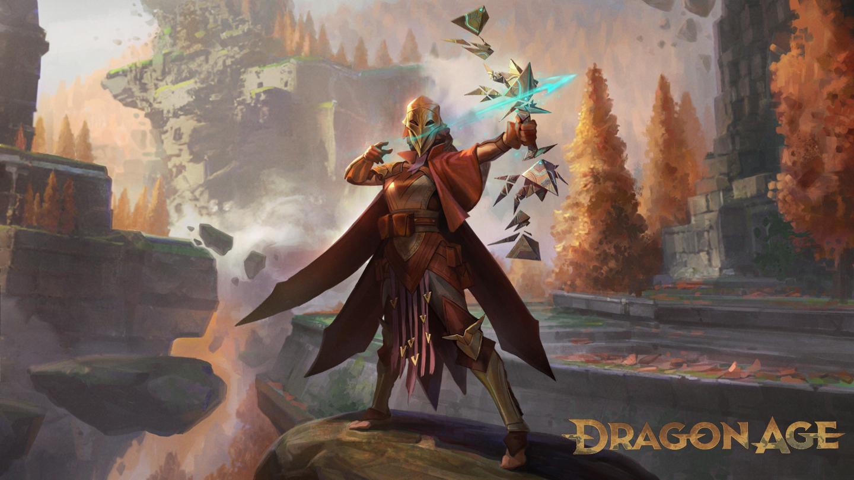 Concept Art جدید Dragon Age 4