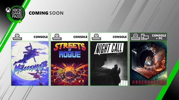 عناوین جدید ماه ژوئن سرویس Xbox Game Pass معرفی شدند