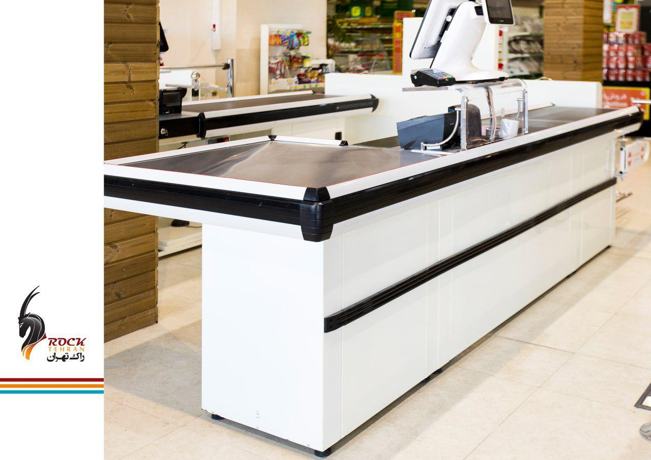 پر فروش ترین مدل میز صندوق فروشگاهی